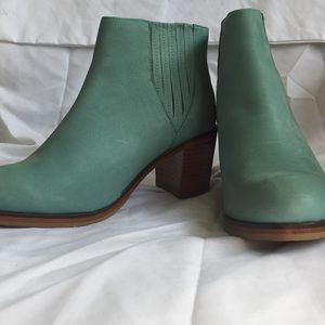 Wolverine 1000 Mile Leather Booties